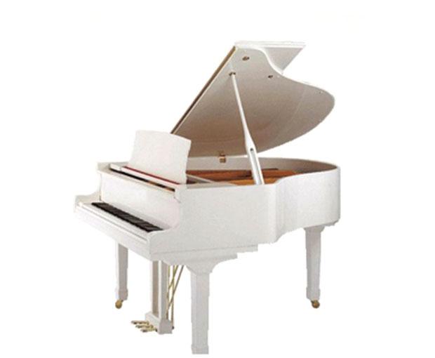 珠江p8(白色)三角钢琴
