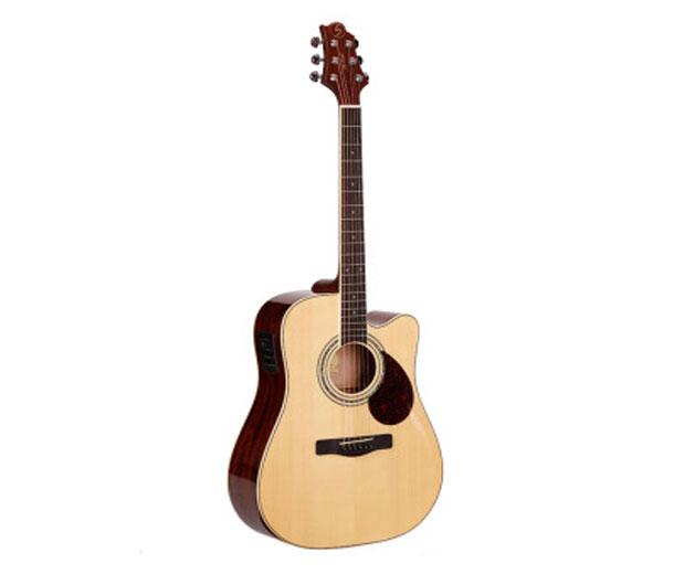 吉他 民谣吉他  品牌:三-益图片